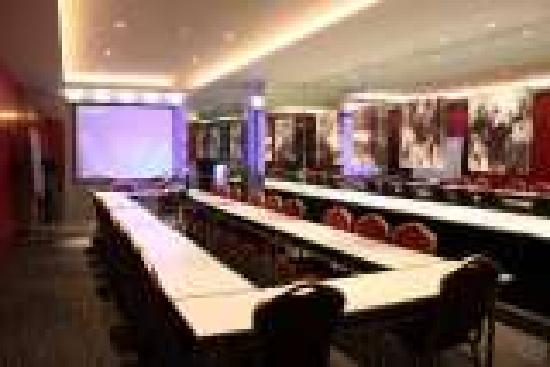 Jinjiang Inn (Taiyuan Yingze Park) : 会议室