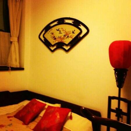 Templeside Deluxe Hutong House Hotel: 酒店