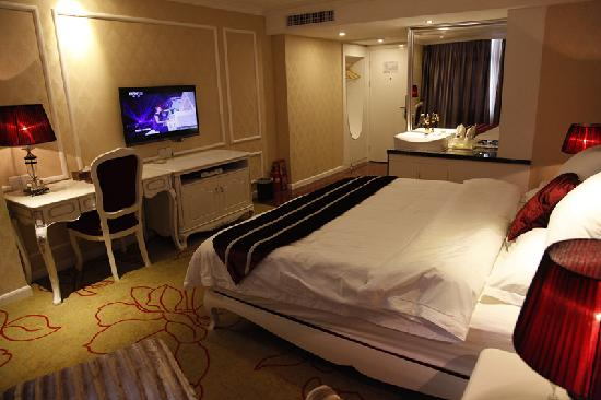Sheng Di Hotel: 高级豪华单人房