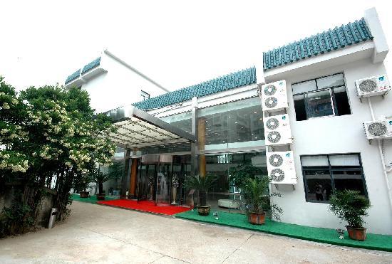 Jinmao Hotel: 外观