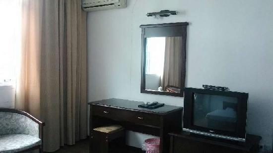 Shangshudi Hotel : 客房一角