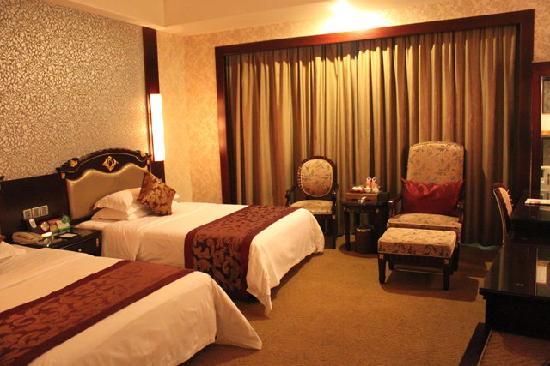 Jinjiang Honor Hotel: 酒店客房