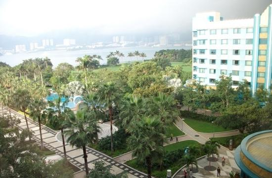 Disney's Hollywood Hotel: 海景房