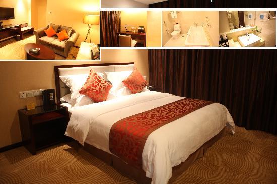 Yudu Hotel: 雨都饭店客房