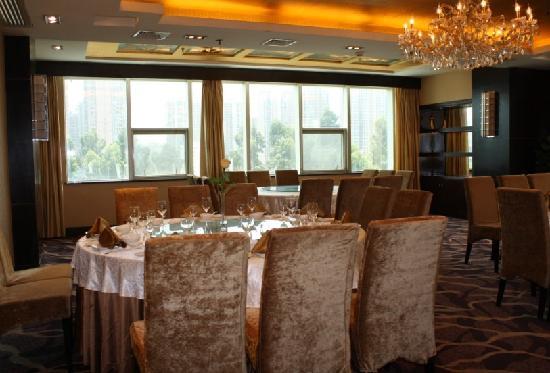 Jinjiang Honor Hotel: 中餐包厢