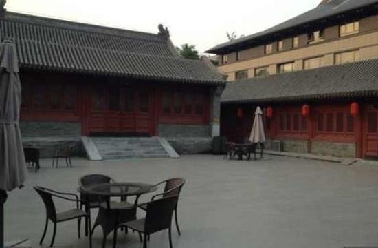 Xizhao Temple Hotel (King Talent Hotel) : 金台夕照