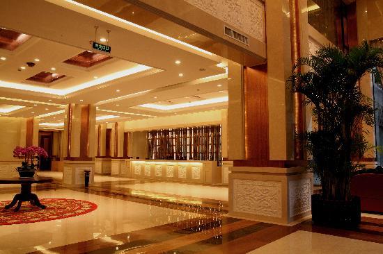 Mangesen Hotel : 酒店大厅