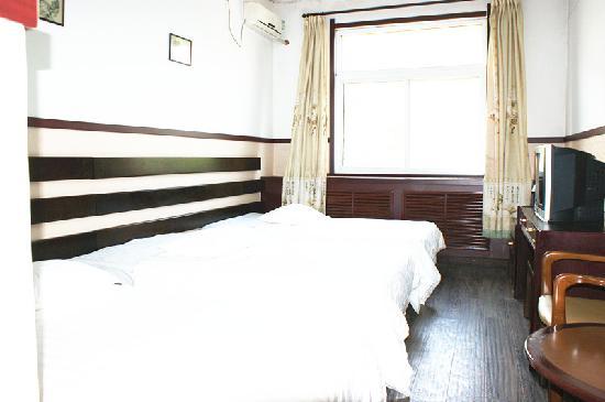 Jinxin Hostel: 标准三人间