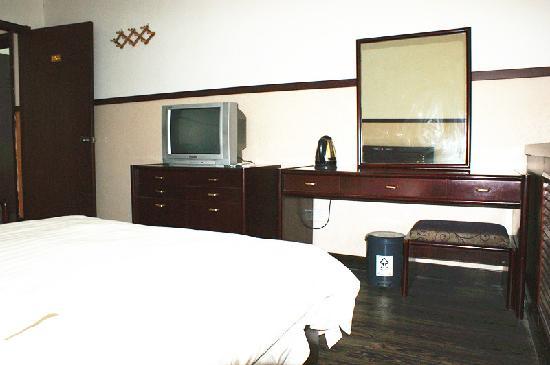 Jinxin Hostel: 标准双人间