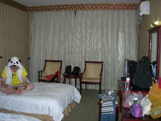 Jiulu Holiday Inn: 客卧