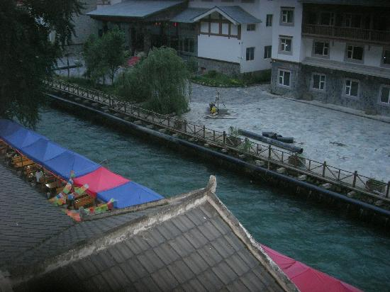 Jiulu Holiday Inn: 酒店观景
