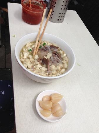 Qin LaoDa ShanXi Mutton PaoMo