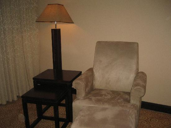 Royal Hotel: 客房沙发