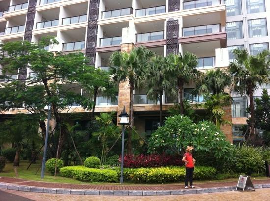 Jinhaiwan Haishang Wanpan Service Apartment Hotel: 海尚湾畔