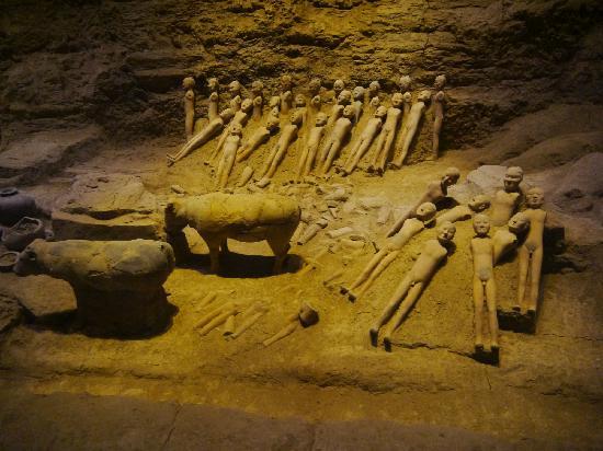 Tomb of Emperor Jingdi (Hanyangling): fd