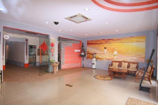 Anxin Lee Yum Hotel: 酒店大堂