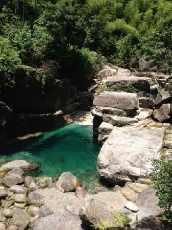 Guangxi Maoer Mountain Reserve : 龙潭