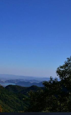 Baxian Mountain Natural Reserve: 八仙山,观日台!