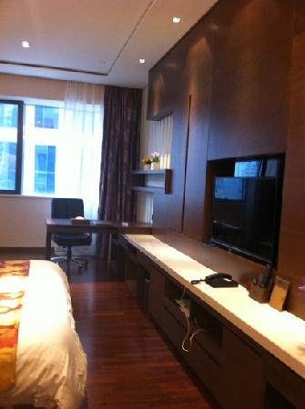 Yicheng Baoli Zhonghui Square International Apartment: 保利中汇