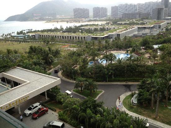 Serenity Coast Resort Sanya : 酒店