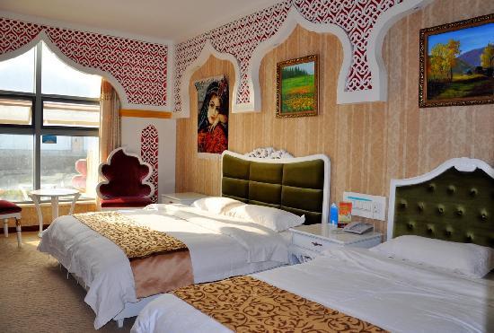 Uyghur Maple Garden Resort: 照片描述