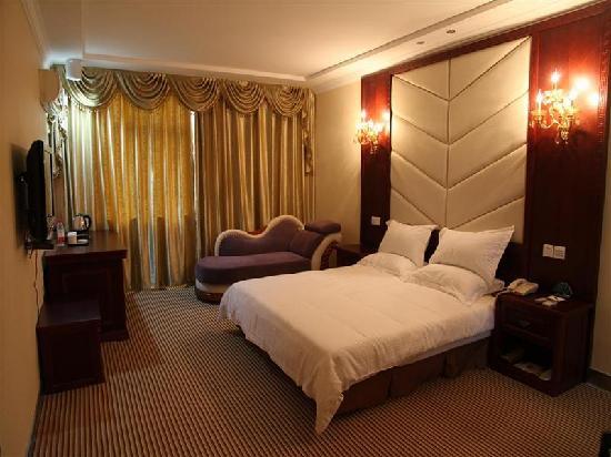 GreenTree Alliance Hotel Shanghai Minhang SJTU: 客房