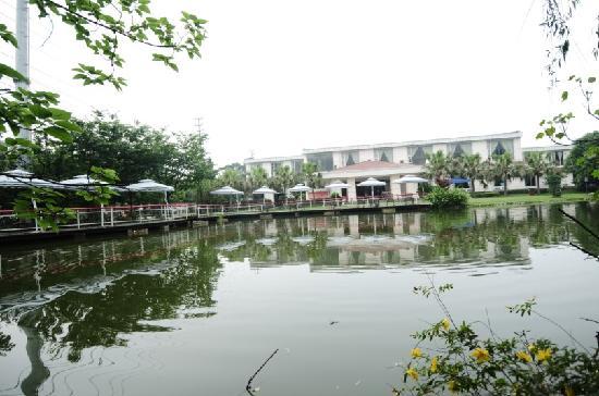 Xiyuyuan Village Hotel: 园区一角