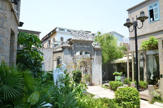 Conch Hotel : 度假酒店