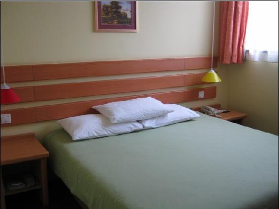 Home Inn (Handan Lingxi North Main Street): 商务大床房