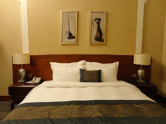 Asta Hotel Shenzhen : 大床