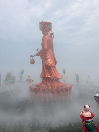 Chengshantou Scenic Resort: 福如东海文化园