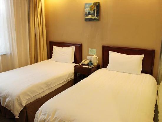 GreenTree Inn Beijing Fangzhuang Business Hotel: 客房