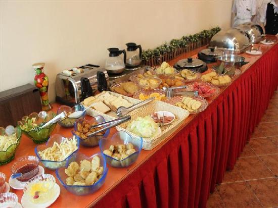 GreenTree Inn Beijing Yizhuang Business Hotel : 早餐