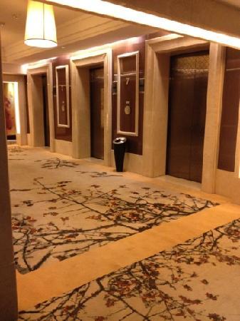 Landison Plaza Hotel : 机场延误定点酒店