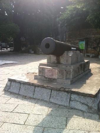 Humen Naval Museum: 抗战大炮