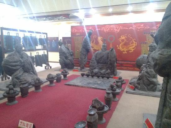 Maotai Town: exhibition hall