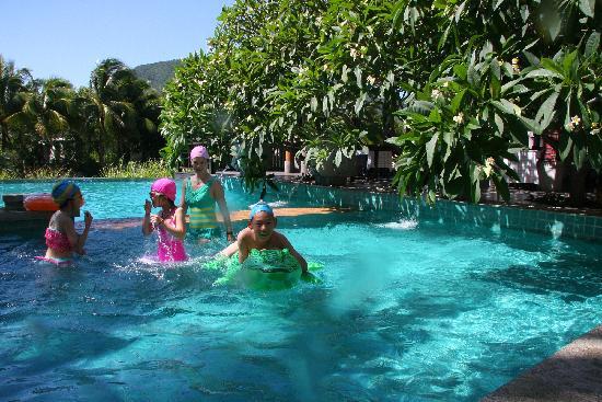 Yalong Bay Villas & Spa: 戏水