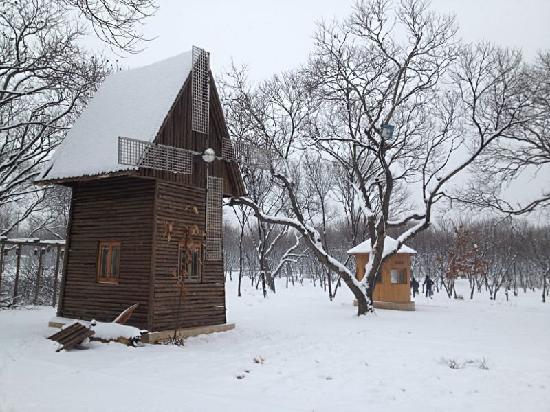 Liyuan Hotel : 栗园雪景