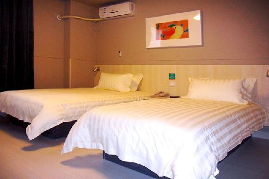 Jinjiang Inn (Hefei High-tech Zone Kexue Avenue) : 标准A(2张床)