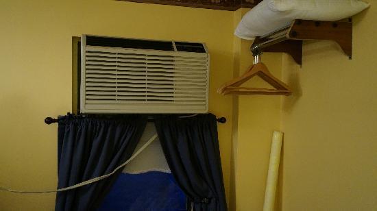 Milner Hotel: 空调