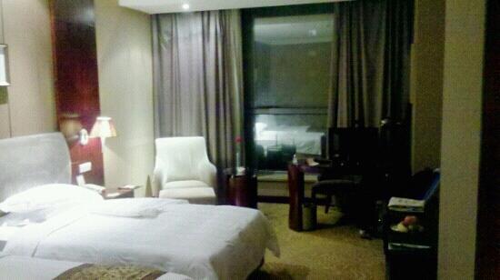 Continental Hotel: 房间内部