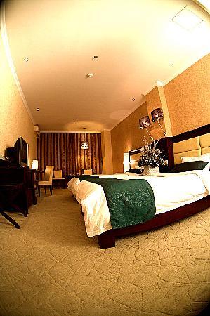 Shenzhen Tourism Trend Hotel: 豪华双人房