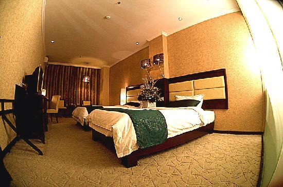 Shenzhen Tourism Trend Hotel: 商务双人房