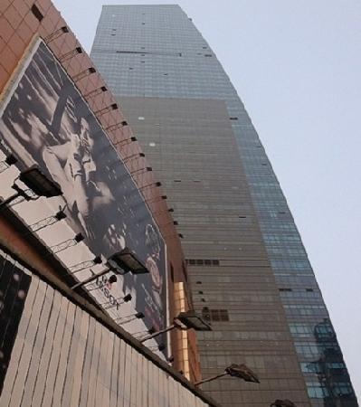 Renaissance Shanghai Zhongshan Park Hotel: 楼