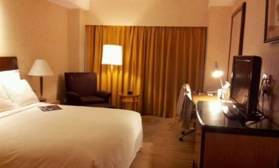 Renaissance Shanghai Yangtze Hotel: 房间