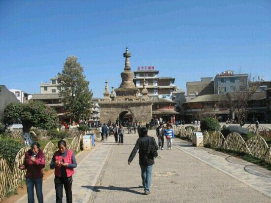 Guandu Ancient Town : 官渡古镇