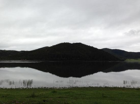 Shudu Lake: 湖面