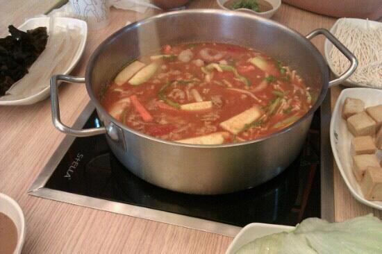 韩式二人锅(海光寺店)
