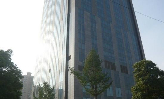 Sheraton Shanghai Hongkou Hotel: 楼