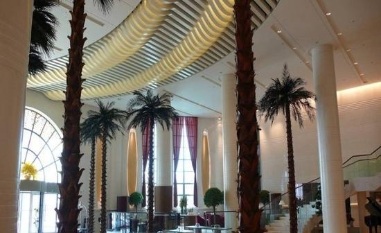 Seagull Hotel Jinshan : 大厅